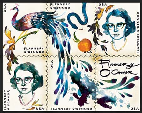 flannery_stamp